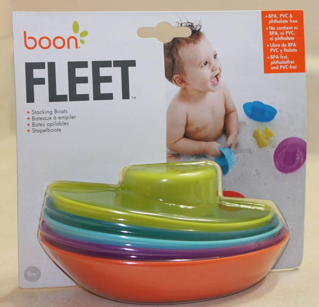 Fleet Stacking Boats