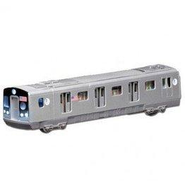 Daron MTA Pull-back Subway Car