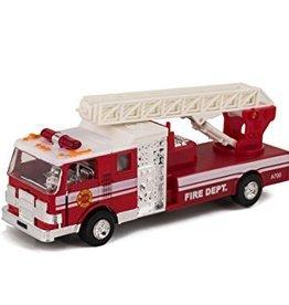 Daron FDNY Pull-back Ladder Truck