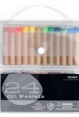 Oil Pastels - 24 pc