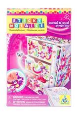 Sticky Mosaics Journal & Jewel Jewelry Box