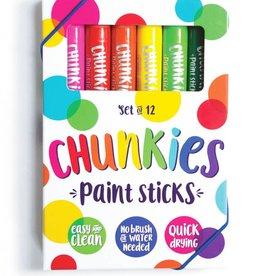 Chunkies Paint Sticks -Set of 12 colors