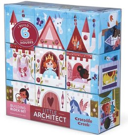 Little Architect Jumbo Block Set - Castle
