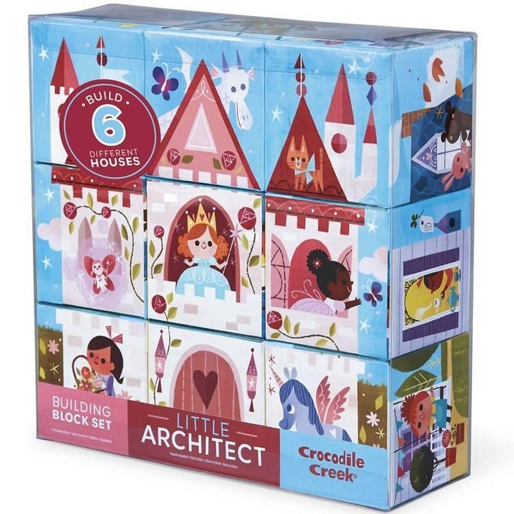 Little Architect Jumbo Block Set - Castle