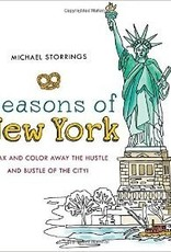 Seasons of New York Relax and Color