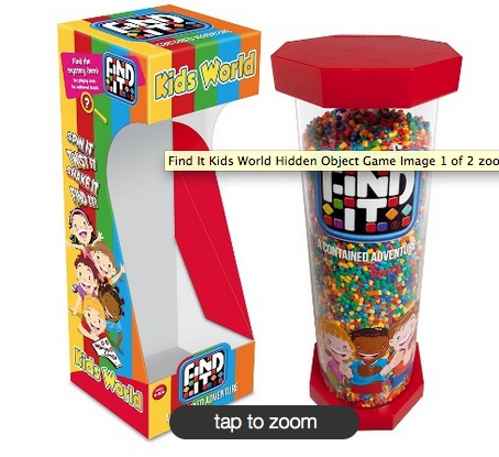 Find It - Kids World