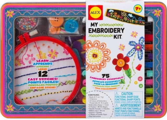 My Embroidery Kit