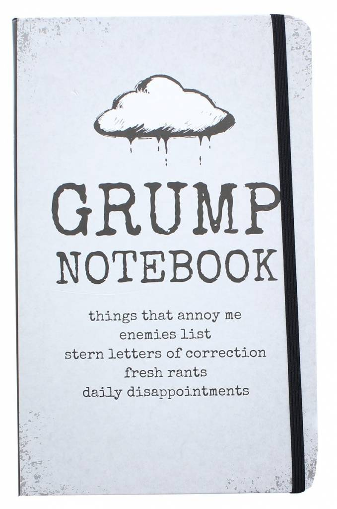 Grump Notebook