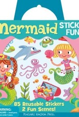 Mermaid Sticker Fun!