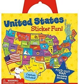 United States Sticker Fun!