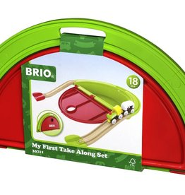 Brio My First Take Along Train Set