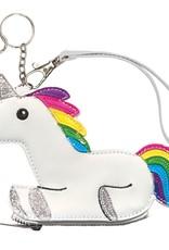 Unicorn Purse/ Key Chain