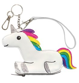 Unicorn Purse/ Key Chain
