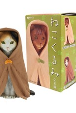 Cat in a Blanket (blind box)