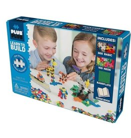 PLus Plus Learn to Build Basic Set