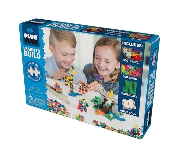 PLus Plus Learn to Build Basic Set