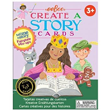 Create-A-Story Fairytale Mix ups