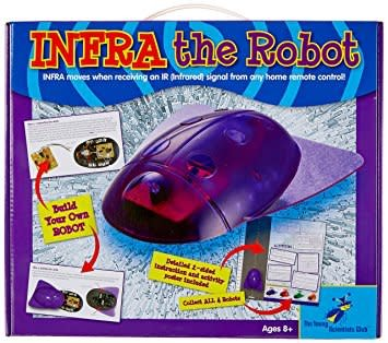 Infra the Robot