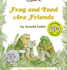 Frog and Toad are Friends - I Can Read Book
