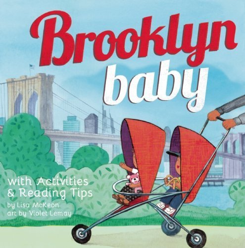 Brooklyn Baby Board Book