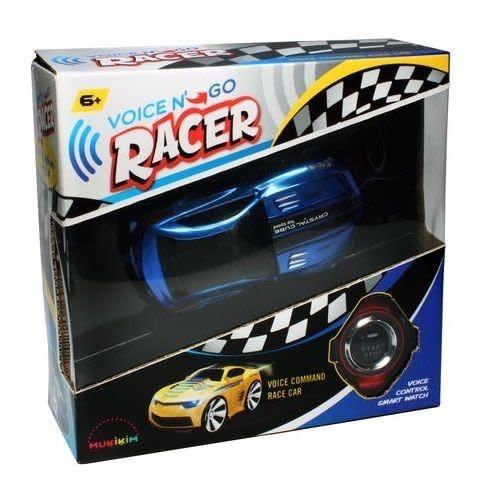 muk Voice N Go Racer - Blue