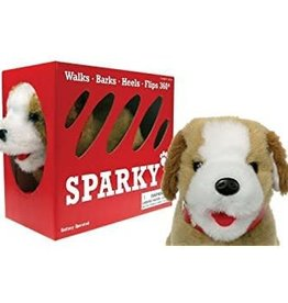 Fab Flip Over Sparky the Dog