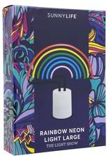 Sunnylife, LLC Rainbow Neon Light - Large