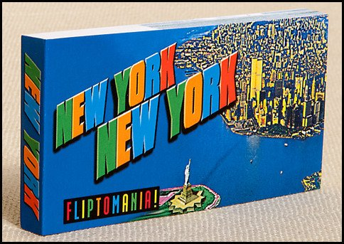 Fliptomania Flip Books