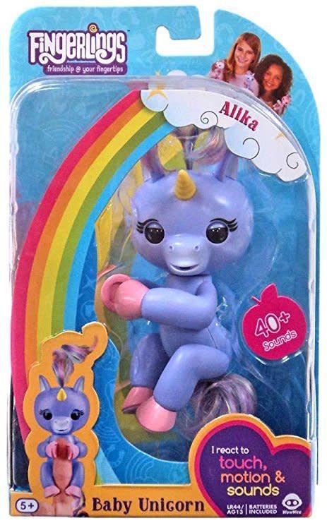 Fingerling Unicorn - Alika