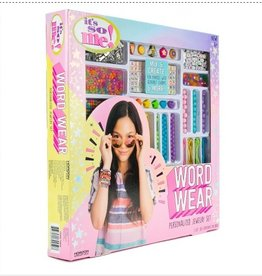 It's So Me Word Wear Jewelry Set
