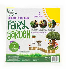 Create Your Own Fairy Garden
