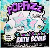 Pop Fizz Mermaid Surprise Bath Bomb