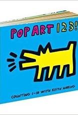 Pop Art Baby 1 2 3! Keith Haring Baby Book