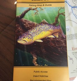 North Park Fishing Map