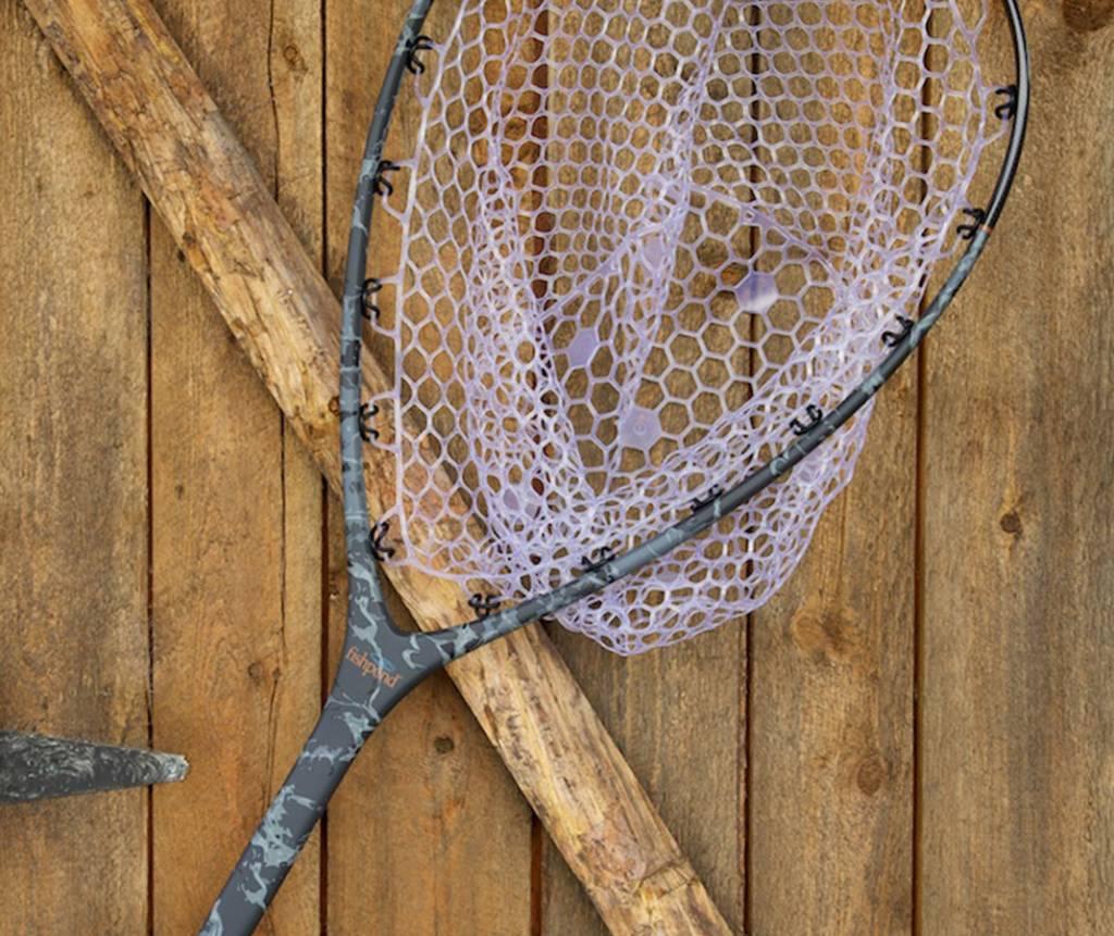 Fishpond Nomad Boat Net - Riffle Camo