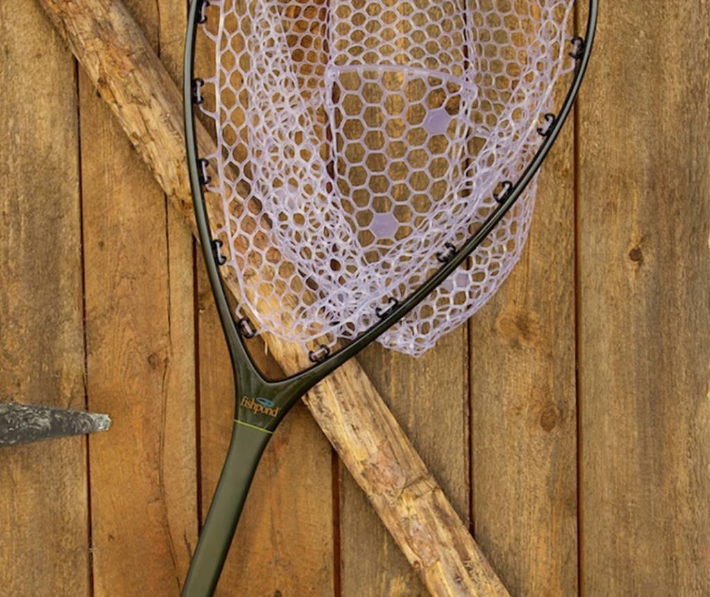Fishpond Nomad Mid-Length Boat Net - Original