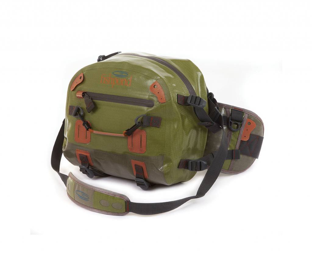Fishpond Westwater Guide Lumbar Pack - Cutthroat Green