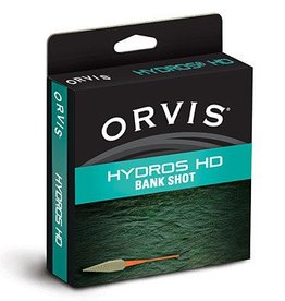 Hydros HD Bank Shot