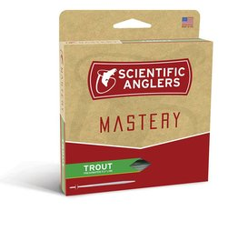 SA Mastery Trout Fly Line