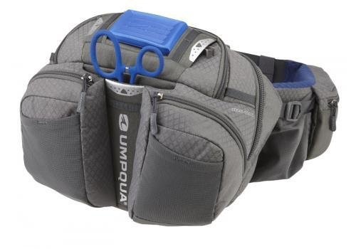 Umpqua Feather Merchants Ledges 650 ZS Waist Pack Granite