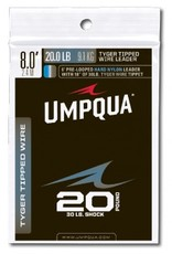 Umpqua Feather Merchants Tyger-Tipped Wire 8' 30LB