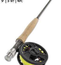 Orvis Encounter Fly Rod/Reel Outfit