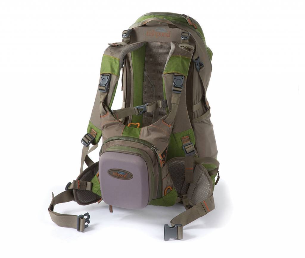 Black Canyon Backpack - Cutthroat Green