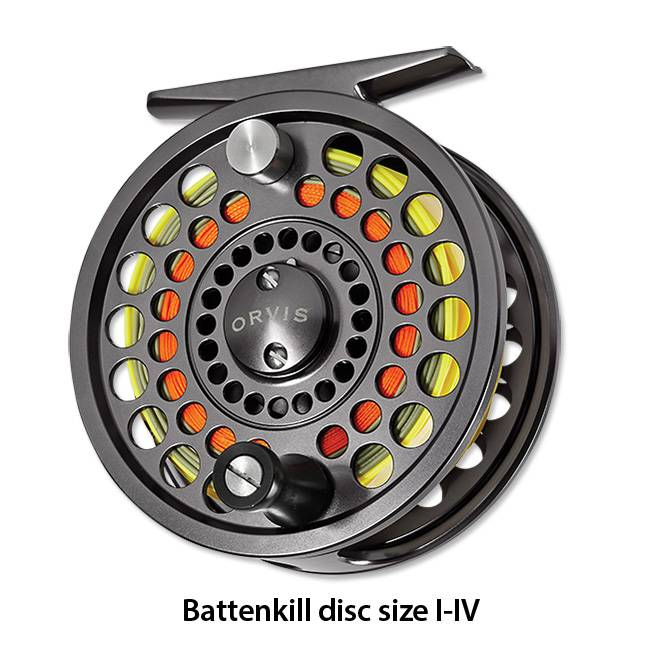 BATTENKILL DISC III REEL BKNKL