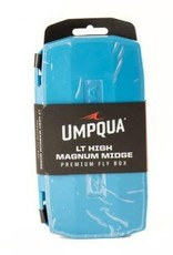 Umpqua Feather Merchants UPG LT MAGNUM MIDGE FLY BOX BLUE