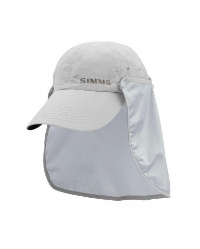 Simms Fishing SUNSHIELD HAT ASH
