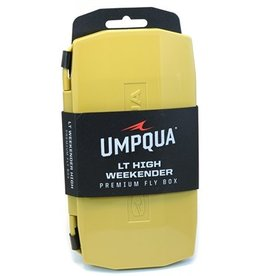 Umpqua Feather Merchants UPG LT BOX Weekender Olive