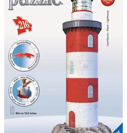 Lighthouse 3D Puzzle