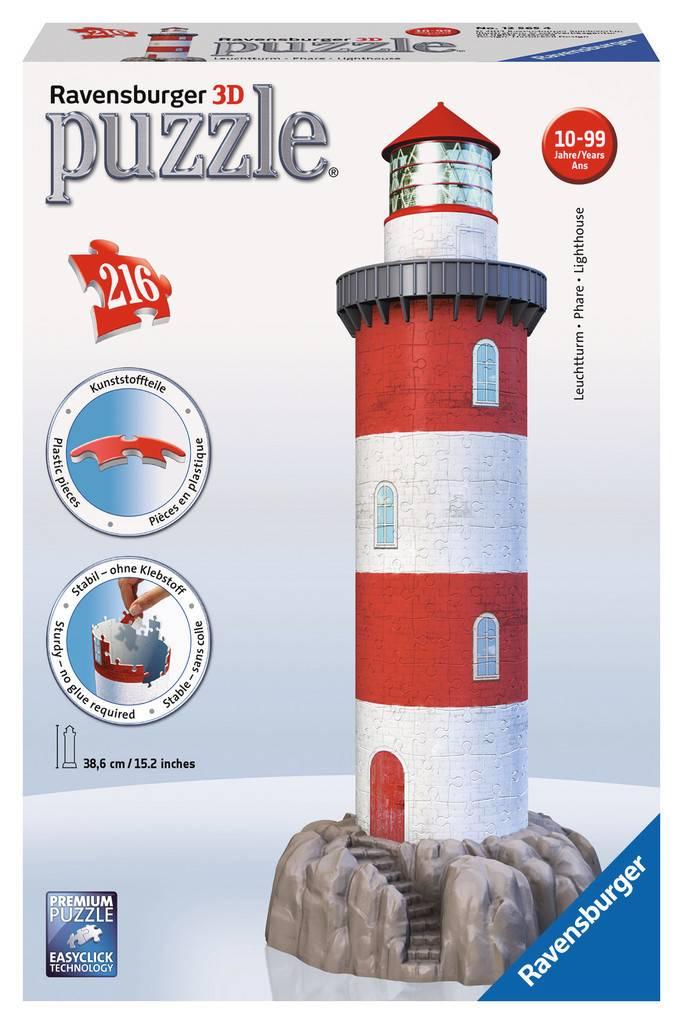 Lighthouse 3D Puzzle