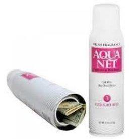 Small Aqua Net Safe Can